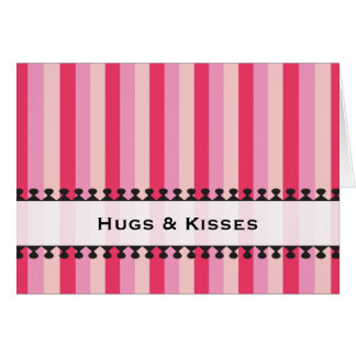 Bright Awnings Love Notecard Stationery Note Card