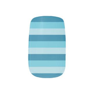 Bright Awnings Minx Nails - Blue Minx® Nail Wraps
