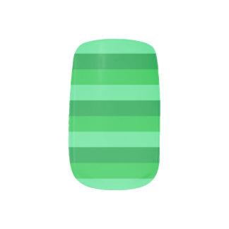 Bright Awnings Minx Nails - Green Minx® Nail Wraps