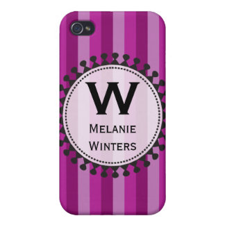 Bright Awnings Purple  Cases For iPhone 4