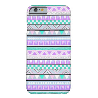 Bright Aztec Andes Pattern iPhone 6 case