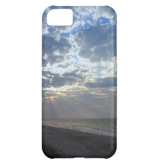 Bright Beach Morning (Oak Island, NC) iPhone 5C Cover