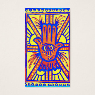 Bright Blessings Business Card