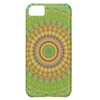 Bright Blessings Mandala iPhone 5C Cover