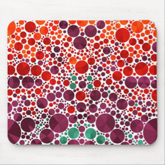 Bright Bling Pattern Mouse Pads