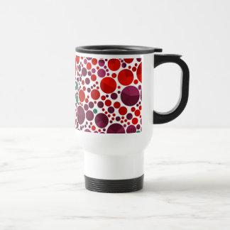 Bright Bling Pattern 15 Oz Stainless Steel Travel Mug