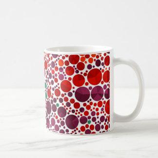 Bright Bling Pattern Classic White Coffee Mug