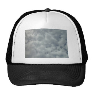 Bright Blotchy Clouds At Currambine Trucker Hats