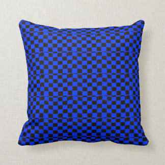 Bright Blue Decorative Pillow : There Is No Finish Line Pillows - Decorative & Throw Pillows Zazzle