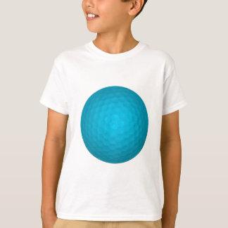 Bright Blue Golf Ball T-Shirt