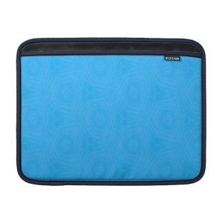 Bright Blue MacBook Air Sleeve