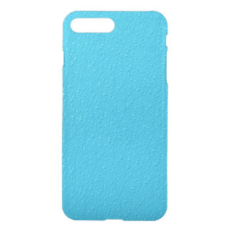 Bright Blue Neon Trendy Colors iPhone 8 Plus/7 Plus Case