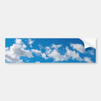 Bright Blue Sky Bumper Sticker