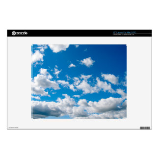 Bright Blue Sky Decals For Laptops