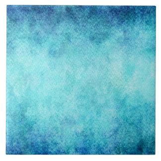 Turquoise background ceramic tiles zazzle Bright blue tile