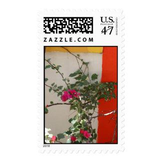 Bright Bouganvilla Stamp