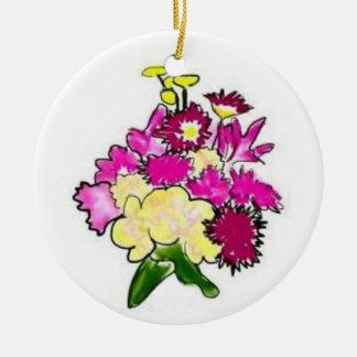 Bright Bouquet ornament