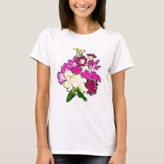 Bright Bouquet t-shirt