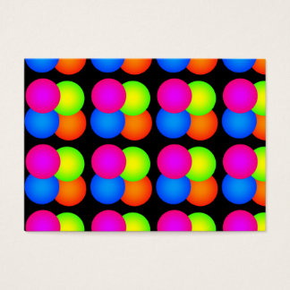 Bright Bubbles! Business Card