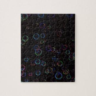 Bright bubbles jigsaw puzzle
