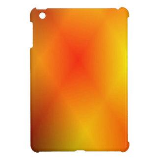 Bright Burnt Orange iPad Mini Cover