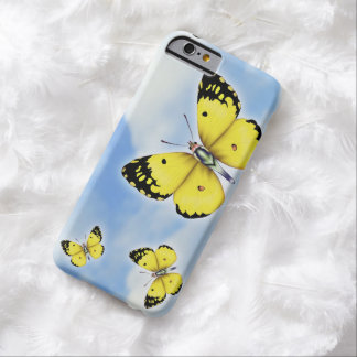 Bright Butterfly Barely There iPhone 6 Case