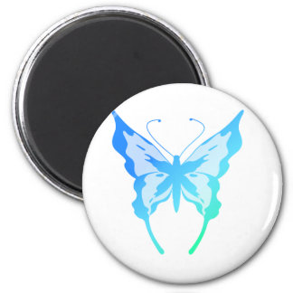 Bright Butterfly Fridge Magnets