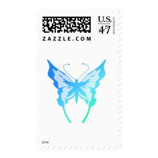 Bright Butterfly Stamp