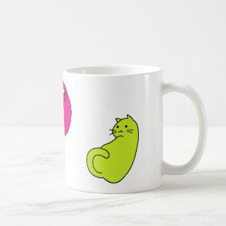Bright Cat Mug