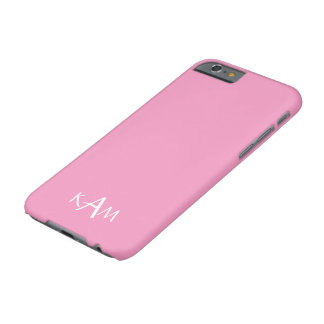 Bright Chalky Pastel Magenta Wedding Party Gifts Barely There iPhone 6 Case