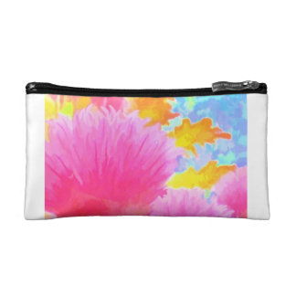 Bright Chives Image 1 - Small Cosmetic Bag