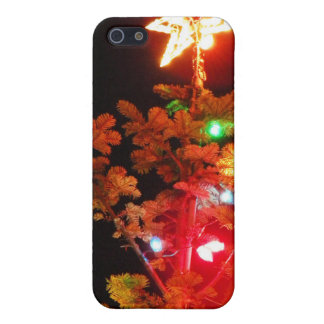 Bright Christmas Cover For iPhone SE/5/5s