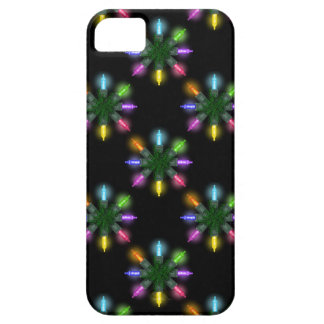 Bright Christmas Lights Pattern iPhone SE/5/5s Case