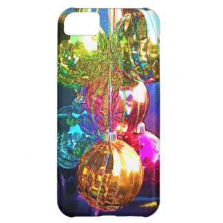 Bright Christmas Ornaments iPhone 5C Case