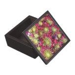 Bright chrysanthemums pattern premium trinket box