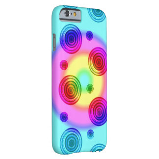 bright circles barely there iPhone 6 case