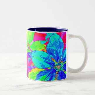 Bright Clematis Mug