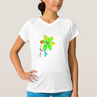 Bright Clematis T-shirt