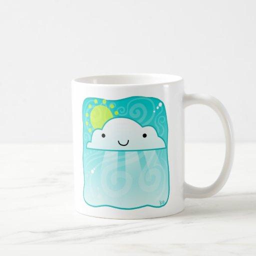 Bright Cloud Mug