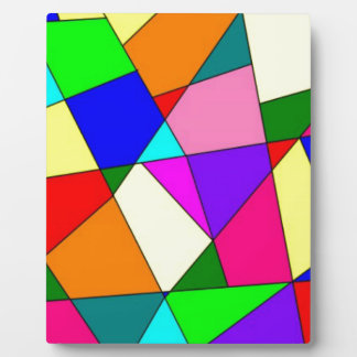 bright-colored-abstract photo plaque