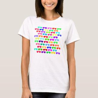 Bright Colored Summer Sunglasses T-Shirt