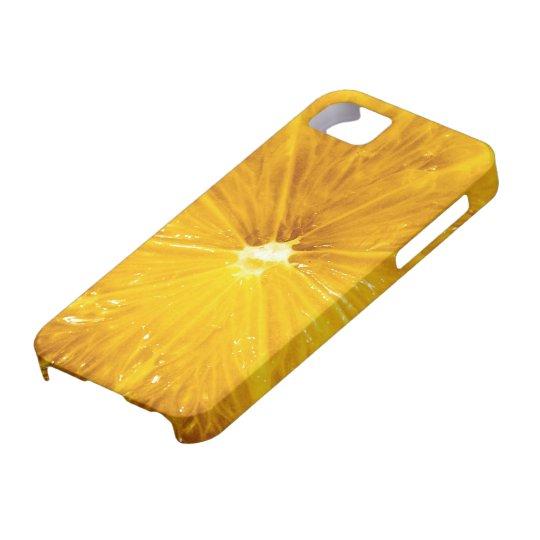 Bright Colorful Lemon Close Up iPhone SE/5/5s Case