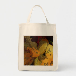 BRIGHT COLORFUL NEW VINTAGE TOTE BAG