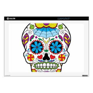 Bright Colorful Sugar Skull-Dia Des Los Muertos