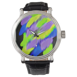Bright Colorful Wristwatch
