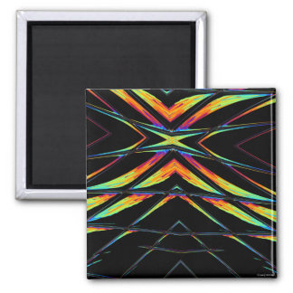 bright colors-7 2 inch square magnet