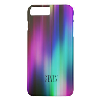 Bright Colors Abstract Rays iPhone 8 Plus/7 Plus Case