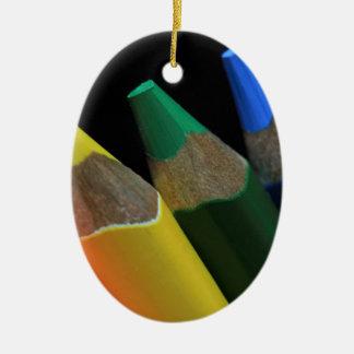 Bright Colors Ornament