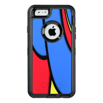Bright  Colors Otterbox Defender Iphone Case by kahmier at Zazzle