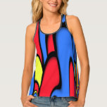 Bright  Colors Tank Top
